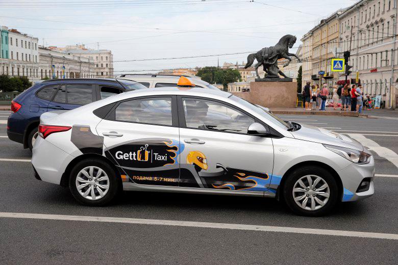 Поделючение к Яндекс.Такси